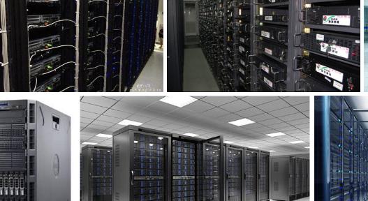 托管服务器